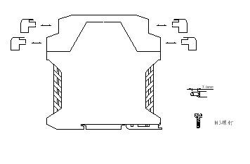 量(电流/电压)信号转换器-科为源自动化